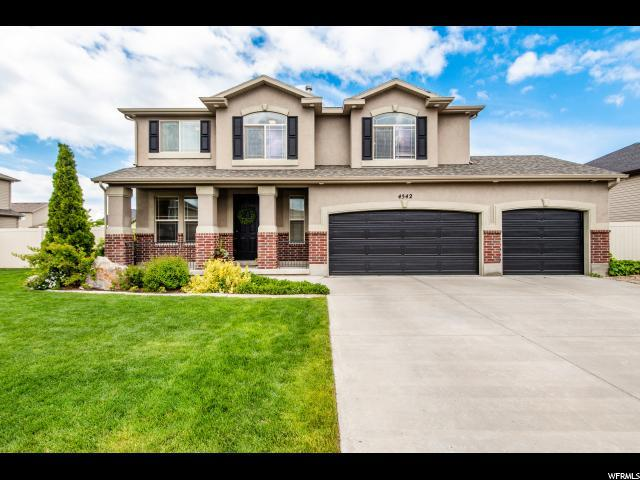 4542 W 5850 St S, Hooper, UT 84315 (#1604894) :: Doxey Real Estate Group