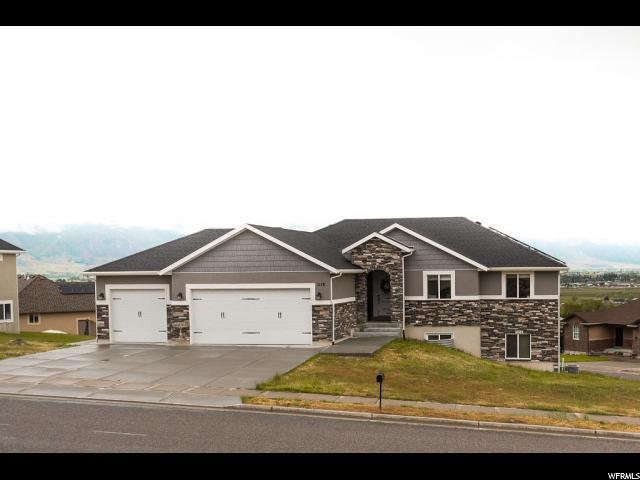 1118 N Country View Dr, Tremonton, UT 84337 (#1604988) :: The Canovo Group