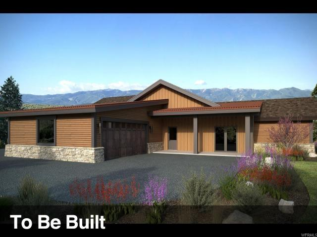 523 Thorn Creek Dr #42, Kamas, UT 84036 (MLS #1605041) :: High Country Properties