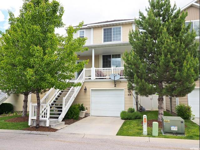 319 E Hidden Garden Ln, South Salt Lake, UT 84115 (#1605089) :: Bustos Real Estate | Keller Williams Utah Realtors