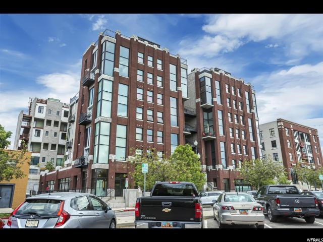 360 W Broadway S #618, Salt Lake City, UT 84101 (#1605325) :: Colemere Realty Associates