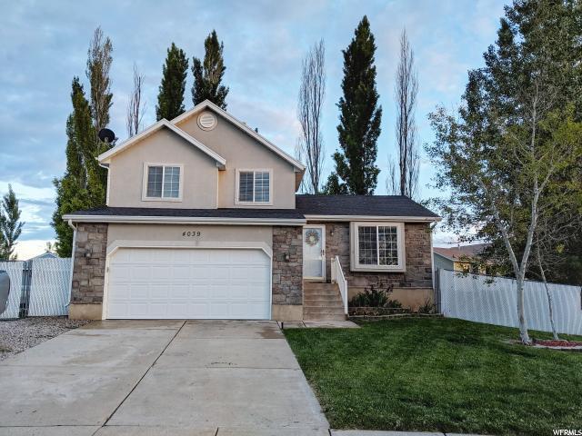 4039 W 4900 S, Roy, UT 84067 (#1605353) :: Bustos Real Estate | Keller Williams Utah Realtors