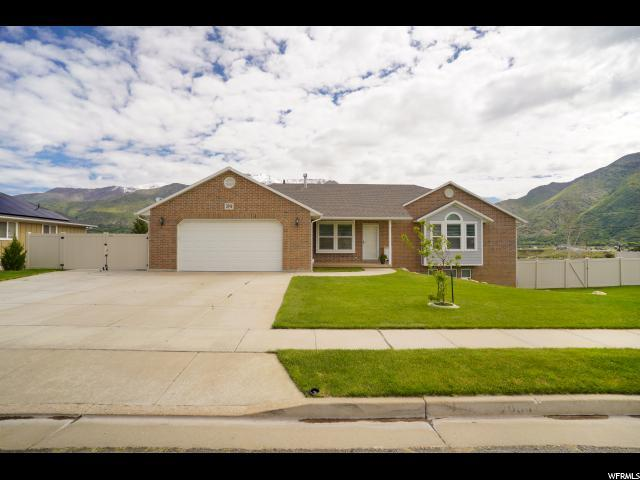 2094 E View Dr, South Weber, UT 84405 (#1605376) :: Bustos Real Estate | Keller Williams Utah Realtors