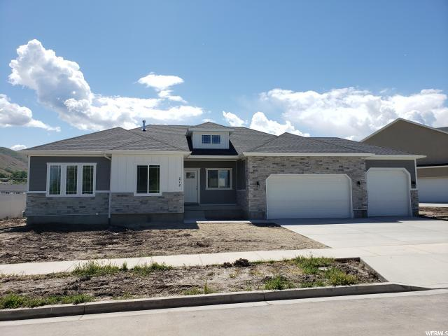 278 E 700 N Lot 12, Springville, UT 84663 (#1605530) :: Action Team Realty