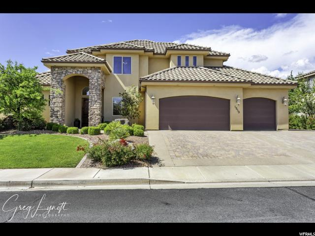 1950 W 430 Cir N, St. George, UT 84770 (#1605547) :: Colemere Realty Associates