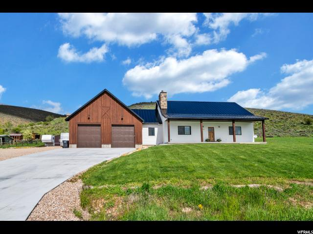 1301 S Foothill Dr E, Kamas, UT 84036 (#1605552) :: RE/MAX Equity