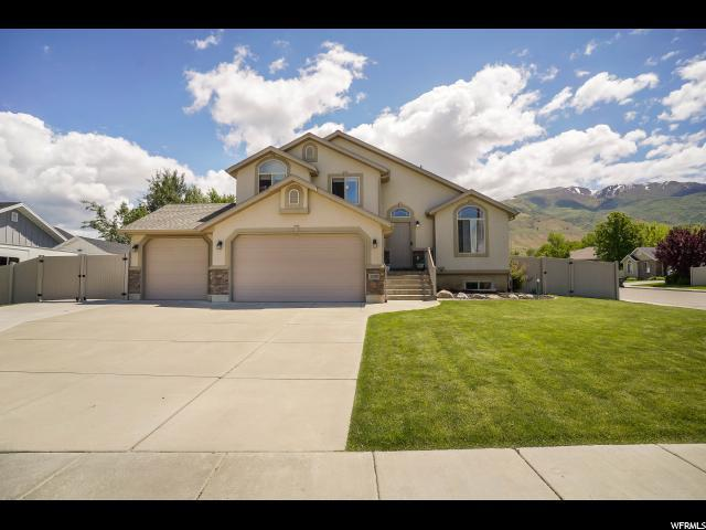 3297 S 1450 W, Perry, UT 84302 (#1605554) :: goBE Realty
