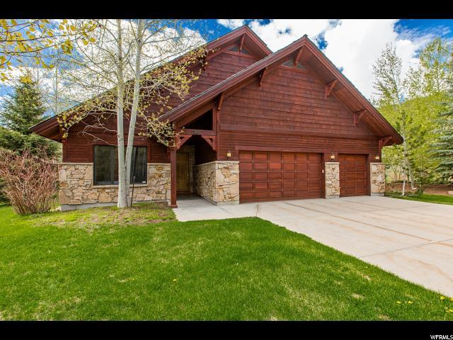 2665 Telemark Dr, Park City, UT 84060 (#1605563) :: Red Sign Team