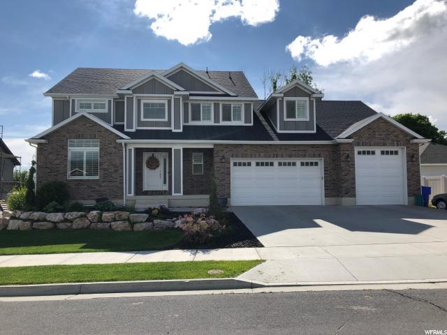 431 N 2200 W, West Point, UT 84015 (#1605580) :: Doxey Real Estate Group