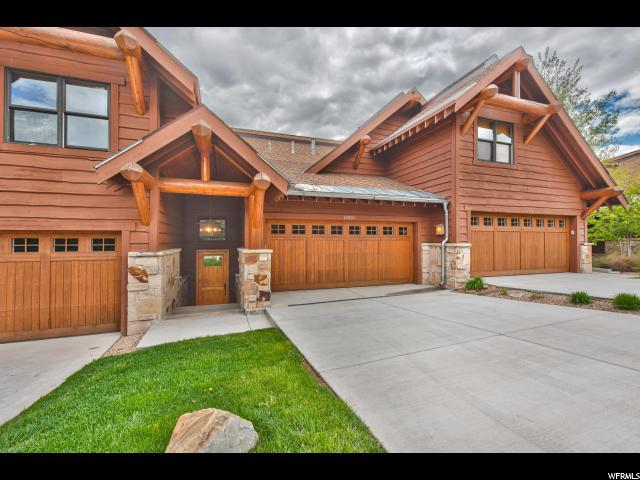 10507 N N Lake View Ln #14, Park City, UT 84060 (#1605633) :: The Canovo Group