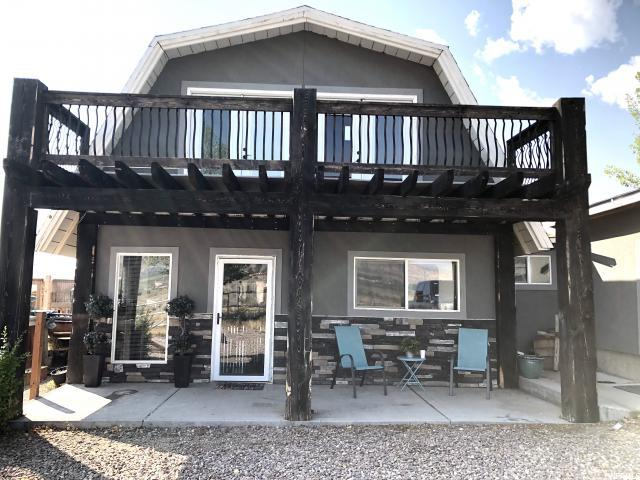 396 E Captains Cove Dr, Manila, UT 84046 (#1605658) :: Exit Realty Success
