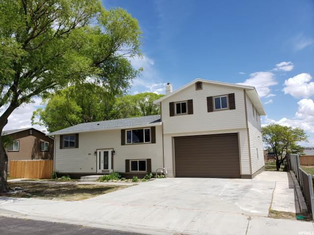 165 S 300 E, Huntington, UT 84528 (#1605678) :: Action Team Realty