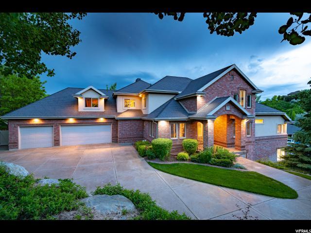 2794 N 2125 E, Layton, UT 84040 (MLS #1605896) :: Lawson Real Estate Team - Engel & Völkers