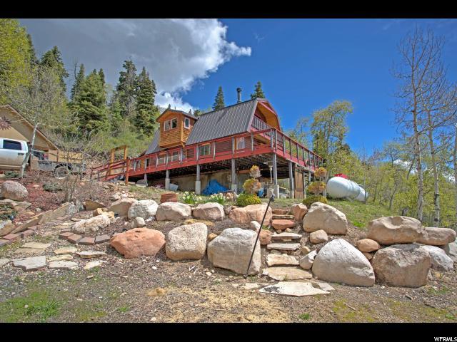 1394 Elk Rd, Coalville, UT 84017 (MLS #1605953) :: High Country Properties