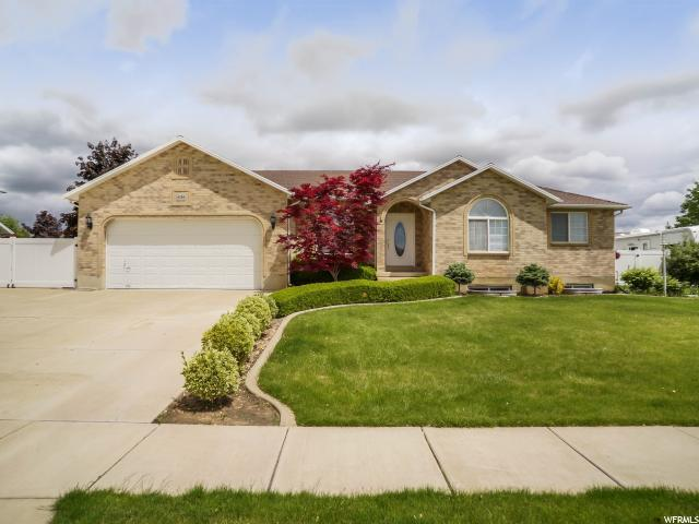 636 N 2200 W, West Point, UT 84015 (#1606034) :: Doxey Real Estate Group