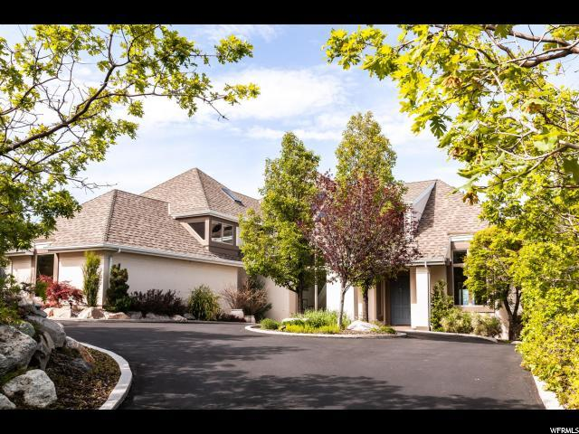 1884 E Stone Hollow Dr, Bountiful, UT 84010 (#1606089) :: Action Team Realty