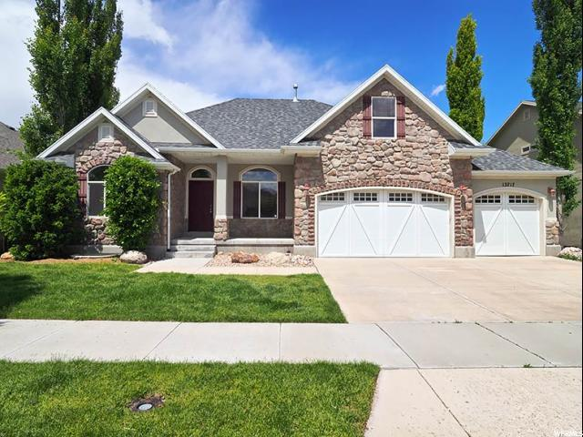 13717 S Admiral Dr W, Riverton, UT 84065 (#1606115) :: Red Sign Team