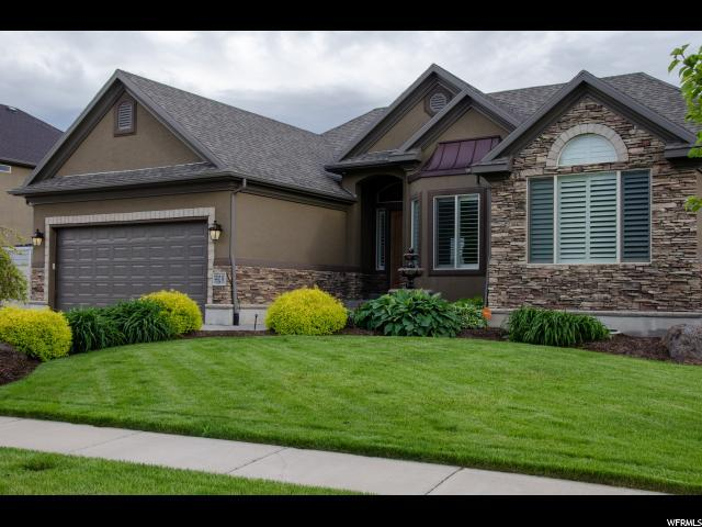 5932 Shepards Path Rd, Highland, UT 84003 (#1606182) :: Red Sign Team