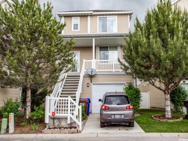 311 E Hidden Garden Ln S, South Salt Lake, UT 84115 (#1606208) :: Bustos Real Estate | Keller Williams Utah Realtors