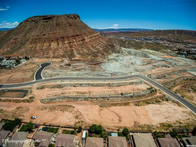 1 Lot #318 Navajo Cir, Washington, UT 84780 (#1606265) :: Red Sign Team