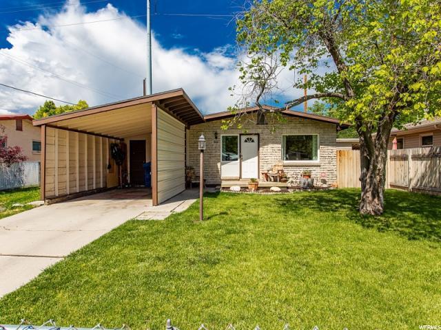 1065 N Colorado St., Salt Lake City, UT 84116 (#1606350) :: Bustos Real Estate   Keller Williams Utah Realtors