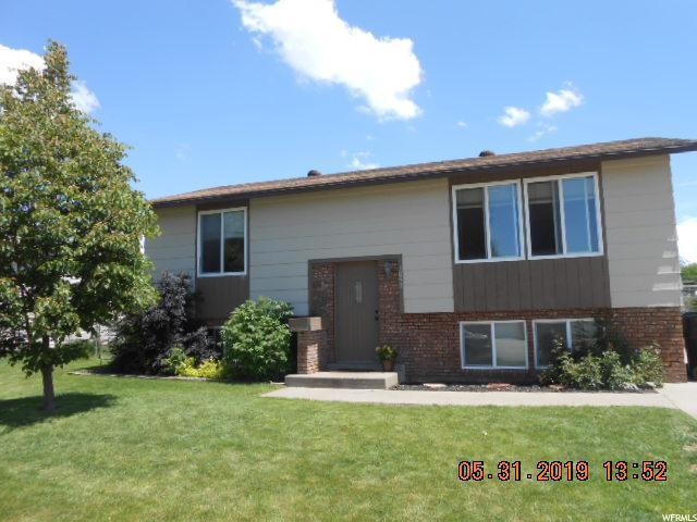1852 N 550 W W, Clinton, UT 84015 (MLS #1606352) :: Lawson Real Estate Team - Engel & Völkers