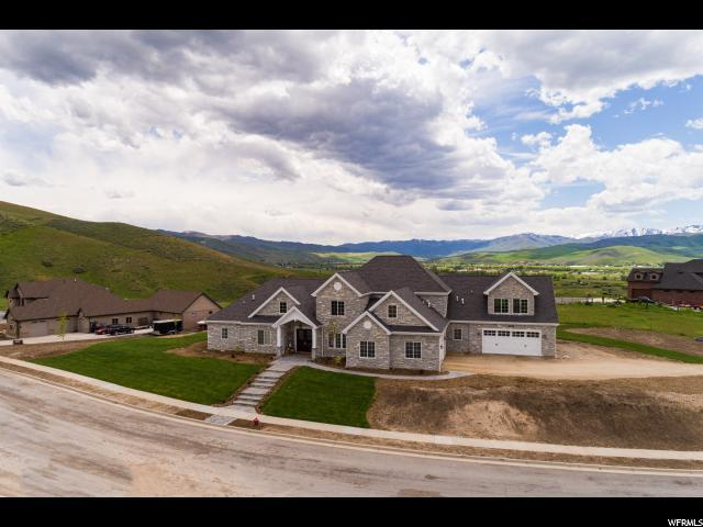 1169 W Hidden Gold Pass, Morgan, UT 84050 (#1606372) :: goBE Realty