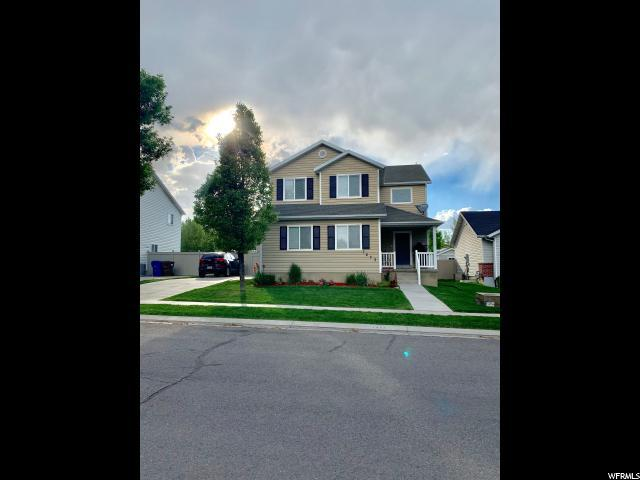 7873 Windhover Rd, Eagle Mountain, UT 84005 (#1606446) :: Action Team Realty