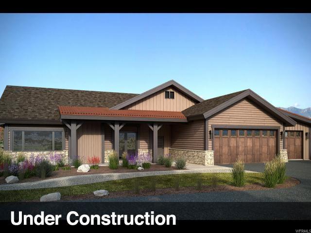 530 Thorn Creek Dr #61, Kamas, UT 84036 (MLS #1606670) :: High Country Properties