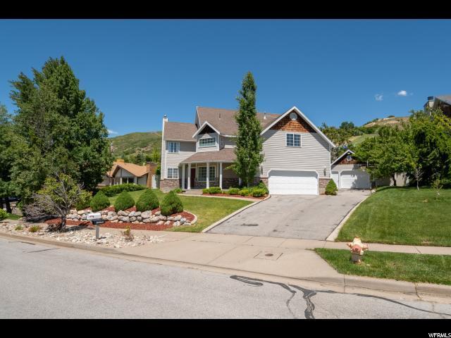 1367 E Skyline Dr, Bountiful, UT 84010 (#1606674) :: Bustos Real Estate | Keller Williams Utah Realtors