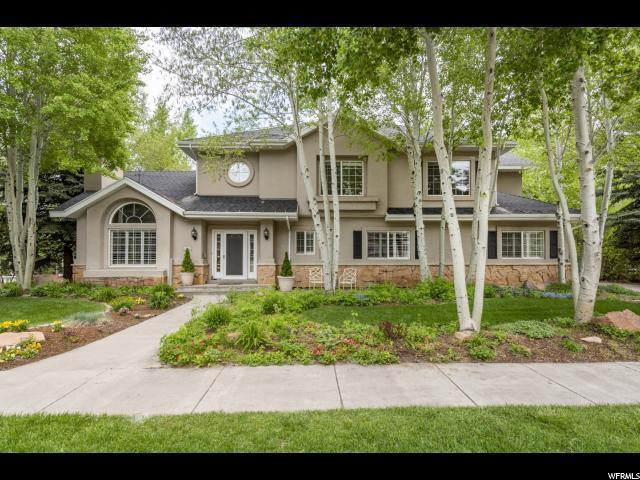 4408 N East Sawmill Rd, Park City, UT 84098 (MLS #1606704) :: High Country Properties