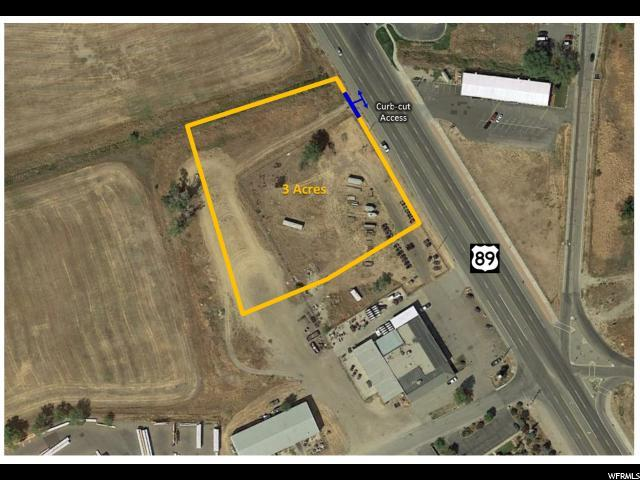 2573 N Hwy 89 W, Pleasant View, UT 84414 (#1606716) :: Red Sign Team