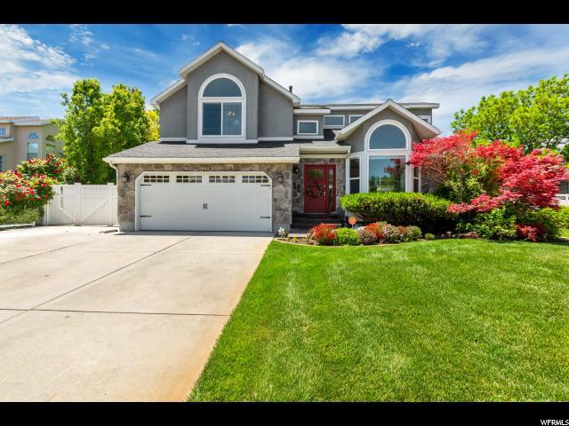 9664 S Chesapeake Dr W, South Jordan, UT 84095 (#1606849) :: Action Team Realty
