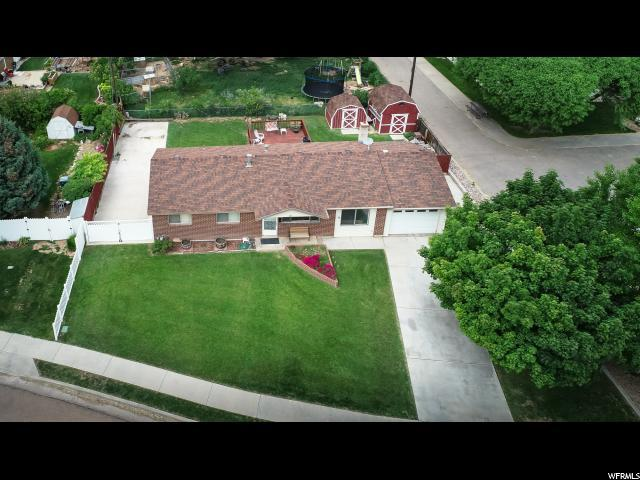 562 W 400 S, Vernal, UT 84078 (#1606858) :: Bustos Real Estate | Keller Williams Utah Realtors
