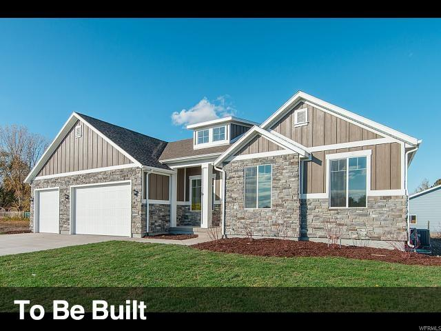 3113 S Hollow Way, Saratoga Springs, UT 84045 (#1606873) :: Red Sign Team