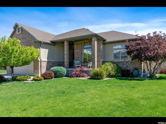 3282 Alpine Way, Lehi, UT 84043 (#1606891) :: Bustos Real Estate | Keller Williams Utah Realtors