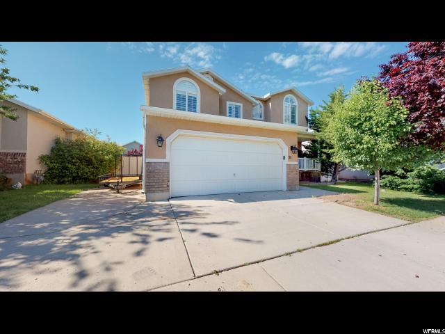 3505 W New Land Loop, Lehi, UT 84043 (#1606962) :: Bustos Real Estate | Keller Williams Utah Realtors