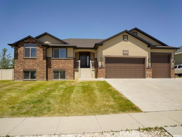 4378 W 5700 S, Hooper, UT 84315 (#1606970) :: Doxey Real Estate Group