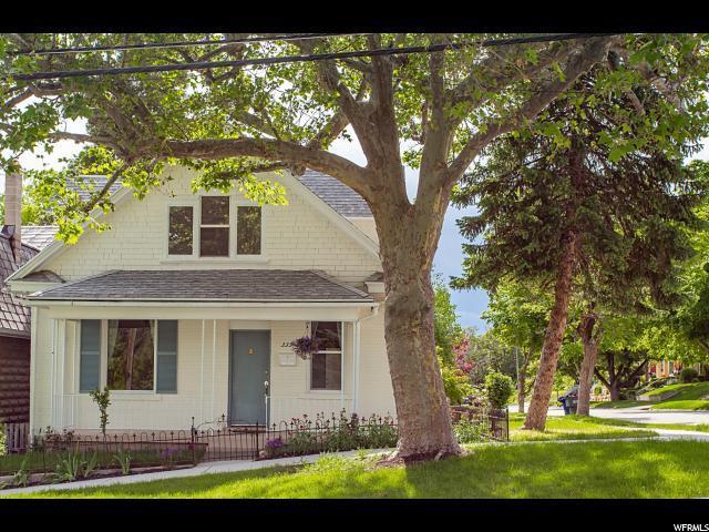 339 N K St, Salt Lake City, UT 84103 (#1606980) :: Colemere Realty Associates