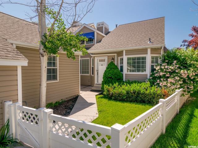 887 W New Hampton Dr, Murray, UT 84123 (#1607024) :: Bustos Real Estate   Keller Williams Utah Realtors