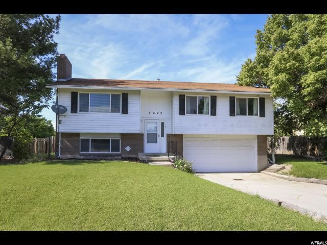 4222 W 3800 Res S, West Valley City, UT 84120 (#1607027) :: Colemere Realty Associates