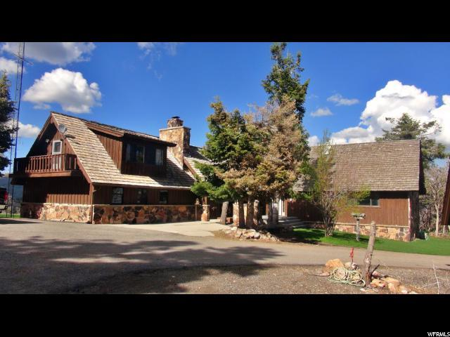 1609 Tollgate Canyon Rd, Park City, UT 84098 (MLS #1607108) :: High Country Properties