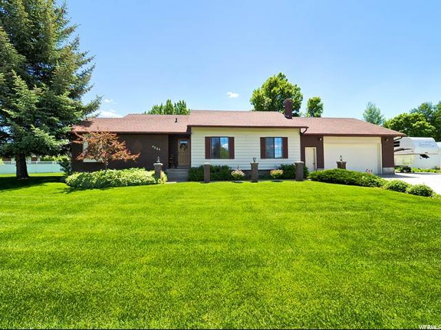 4224 Iris Ave, Mountain Green, UT 84050 (#1607183) :: goBE Realty