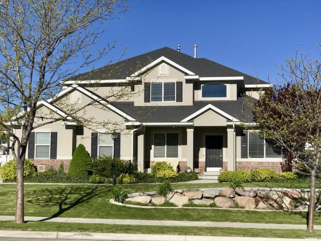 12026 S Swensen Farm Dr W, Riverton, UT 84096 (#1607201) :: Bustos Real Estate | Keller Williams Utah Realtors