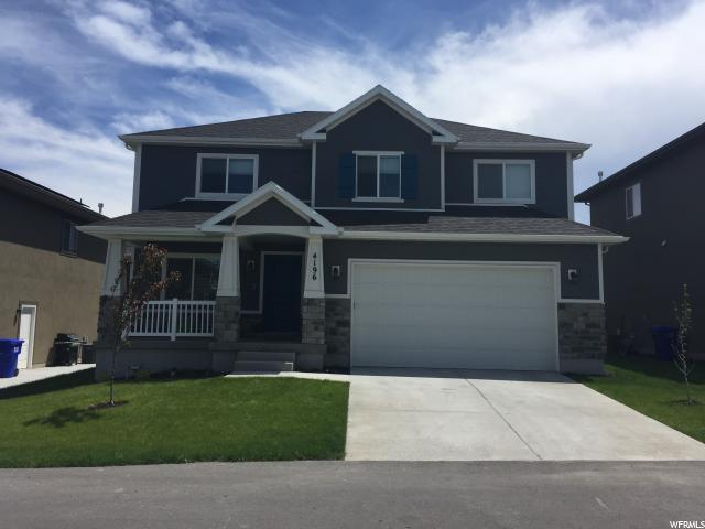 4196 E Dryland Way, Eagle Mountain, UT 84005 (#1607223) :: Bustos Real Estate   Keller Williams Utah Realtors