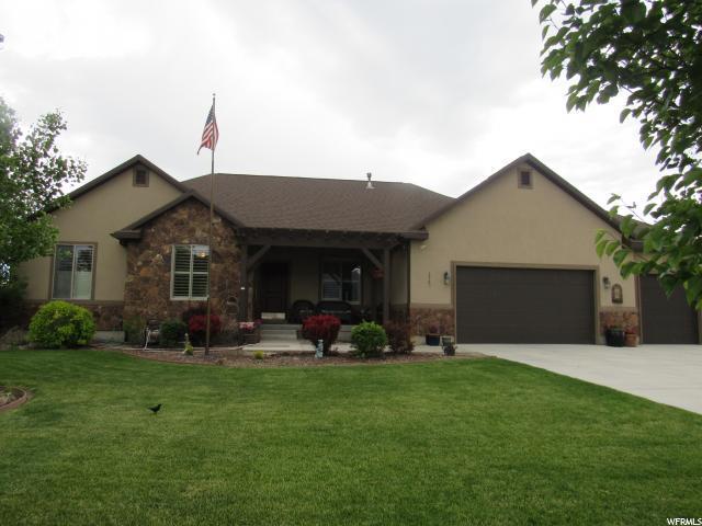 8780 N Gooseberry, Eagle Mountain, UT 84005 (#1607254) :: Bustos Real Estate | Keller Williams Utah Realtors