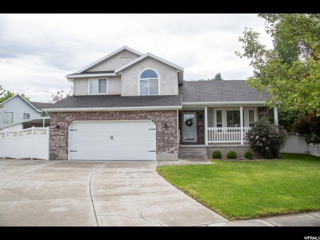 910 W Brandermill Cv, Murray, UT 84123 (#1607256) :: Bustos Real Estate   Keller Williams Utah Realtors