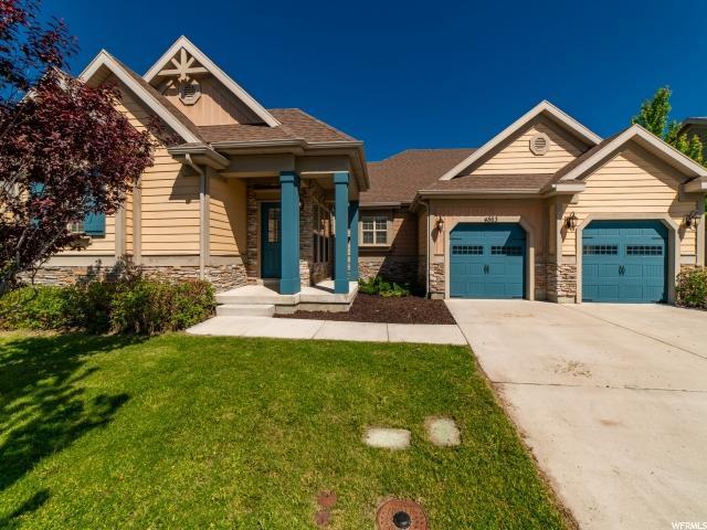 4863 N Shady Hollow Ln, Lehi, UT 84043 (#1607313) :: Big Key Real Estate