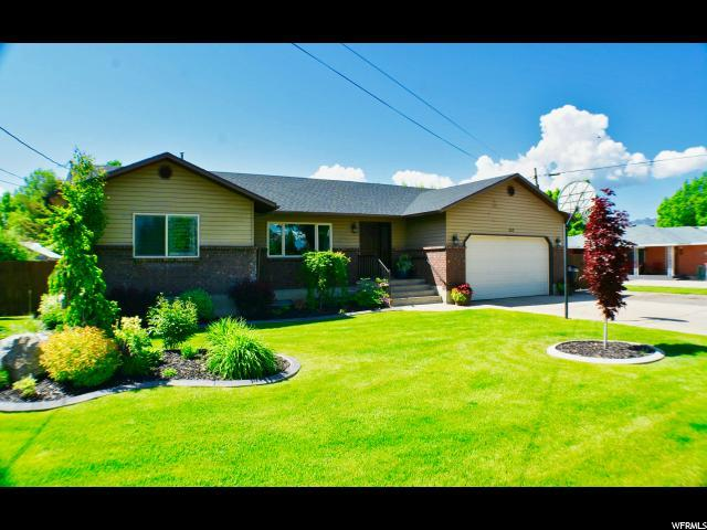 153 W 100 N, Morgan, UT 84050 (#1607350) :: goBE Realty
