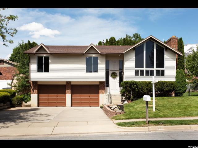585 E Cherrywood Dr, Kaysville, UT 84037 (#1607449) :: Bustos Real Estate | Keller Williams Utah Realtors